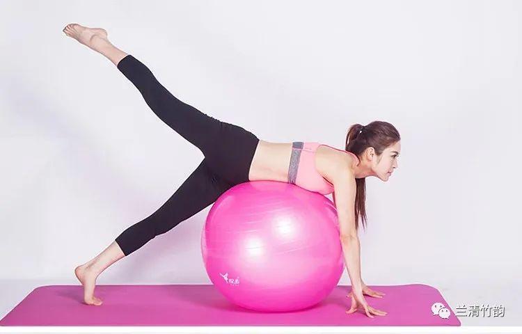 刘雪莹:瑜伽球的使用效果有哪些?